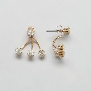 StylEase - Gem Swing Earrings