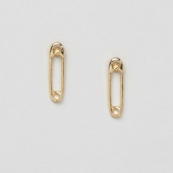 tylEase - Safety Pin Earrings