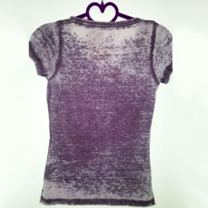 StylEase - Lee Cooper Tshirt -Purple