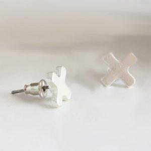StylEase - Alloy X Earrings
