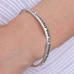 StylEase - Engraved Bracelet